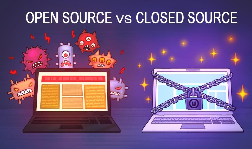 What's the Difference Between Open Source vs. Closed Source?   Utopia.Fans